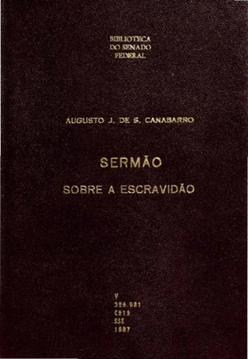 Pelotas : Typ. da Livr. Americana, 1887?., 1887