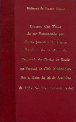 Recife : Typ. Mercantil, 1882