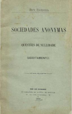 Additamento ás razões dos appellantes Sebastião de Pinho e ...