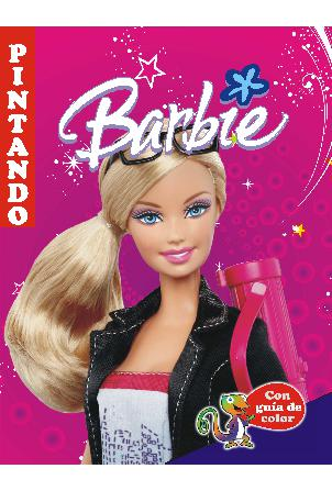<font size=+0.1 >Pintando Barbie</font>