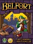 Coloque seus elfos, anões e gnomos para trabalhar na Vila e Guildas de Belfort para coletar recursos e construir a cidade!<br /> <br /> Elfos coletam madeira da floresta, enquanto Anões coletar pedra da pedreira. Um Elfo e um anão juntos podem coletar metal das minas, e qualquer um pode coletar ouro. Construir prédios nos cinco distritos da cidade pentagonal e contratar Gnomos para ganhar suas habilidades especiais.<br /> <br /> Belfort é um jogo de alocação de trabalhadores com controle de área. Gerencie bem seus recursos , escolha suas construções sabiamente e ajude a construir a cidade de Belfort!  -  Jogos de Estratégia -  Construção de Cidades; Economia; Exploração; Miniaturas -  Administração de Cartas; Alocação de Trabalhadores; Controle/Influência de Área; Rolagem de Dados