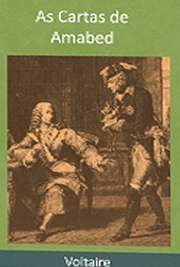 Grandes classicos da literatura universal. Voltaire é surpreendente. Nunca chega ao superficial, seja qual for o texto. Às vezes é mais cuidadoso e profundo, em outras mais leve, mas é sempre ele.  Século XVIII, na Inglaterra, explodiam os romances em forma de correspondência. Voltaire não simpatizava muito com essa moda, escreveu Abamed como paródia do gênero literário e o fez com a genialidade que lhe era peculiar; valorizou o estilo.