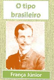 """Em """"O Tipo Brasileiro"""", França Júnior faz um apanhado da influência estrangeira no dia a dia da população carioca e com muito humor e descontração"""