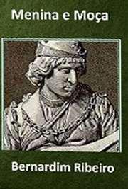 """""""Menina e Moça"""" é uma obra de Bernardim Ribeiro, sendo a primeira novela pastoril da Península Ibérica. Bernardim Ribeiro nasceu em 1482. Foi escritor e poeta renascentista. Teria frequentado a corte de Lisboa e colaborou com o Cancioneiro Ge"""