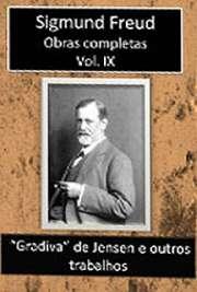 Obras Completas Vol. IX. Sigismund Schlomo Freud (Príbor, 6 de maio de 1856 — Londres, 23 de setembro de 1939), mais conhecido como Sigmund Freud, formou-se