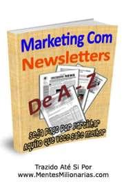 O Marketing Com Newsletters de A a Z