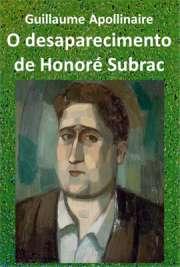 O desaparecimento de Honoré Subrac