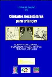 Livro de bolso de Cuidados hospitalares para crianças