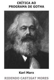 """Crítica ao Programa de Gotha é um documento baseado numa carta de Karl Marx, escrita, ao início de 1875, para o grupo da social-democracia alemã em Eisenach, com quem Marx e Friedrich Engels eram próximos. Oferecendo talvez um dos pronunciamentos mais detalhados de Marx sobre assuntos revolucionários, em termos de programação e estratégia, o documento discute a """"ditadura do proletariado"""" — o período de transição do capitalismo para o comunismo; o internacionalismo proletário, e o partido da classe operária. A Crítica também é notável para elucidações quanto ao princípio """"De cada qual, segundo sua capacidade; a cada qual, segundo suas necessidades"""", como base para a sociedade comunista."""