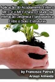 Aplicação do acoplamento entre o MEC e o MEF para o estudo da interação dinâmica elastoplástica entre o solo e estruturas Escola de Engenharia de São Carlos / Estruturas