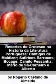 Recortes do grotesco na história da literatura portuguesa  ...