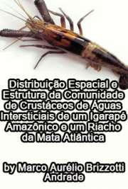 Distribuição espacial e estrutura da comunidade de crustáceo[..]