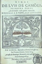 <font size=+0.1 >Rimas, Em Lisboa, 1614</font>