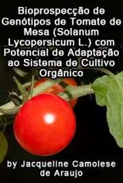 Bioprospecção de genótipos de tomate de mesa (Solanum lyco ...