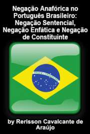 Negação anafórica no português brasileiro: negação setenci ...