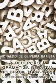 Faculdade de Filosofia, Letras e Ciências Humanas / Semiótica e Lingüística Geral Universidade de São Paulo