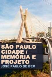 São Paulo cidade / memória e projeto