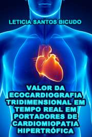 Valor da ecocardiografia tridimensional em tempo real em portadores de cardiomiopatia hipertrófica. Comparação com a ecocardiografia bidimensional e a resson Faculdade de Medicina / Cardiologia
