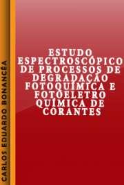 Estudo espectroscópico de processos de degradação fotoquím ...