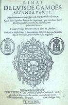 <font size=+0.1 >Rimas, Em Lisboa, 1616</font>