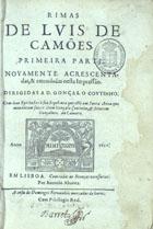 Rimas, Em Lisboa, 1621