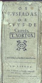 Os Lvsiadas, Em Lisboa, 1626