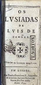 Os Lvsiadas, Em Lisboa, 1644