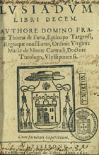 Lusiadum libri decem, Ulyssipone, 1622