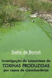 Investigação da biossíntese de toxinas produzidas por cepa ...