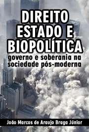 Direito, Estado e biopolítica: governo e