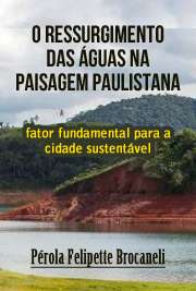 Faculdade de Arquitetura e Urbanismo / Paisagem e Ambiente Universidade de São Paulo