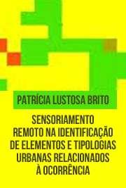 Sensoriamento remoto na identificação de elementos e tipologias urbanas relacionados à ocorrência da leptospirose no subúrbio ferroviário de Salvador, Bahia Escola Politécnica / Engenharia de Transportes