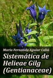 Sistemática de Helieae Gilg (Gentianaceae)