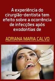 A experiência do cirurgião-dentista tem efeito sobre a oco ...