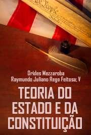 TEORIA DO ESTADO E DA CONSTITUIÇÃO