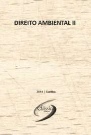 <font size=+0.1 >DIREITO AMBIENTAL II</font>