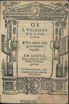 Os Lusiadas, Em Lisboa, 1597