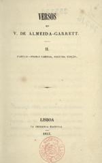 <font size=+0.1 >Fábulas, Lisboa, 1853</font>