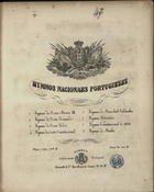 PORTUGAL,Marcos,1762-1830<br/>Hymno patriotico. - Lisboa : Sassetti,[185--53]. - Partitura (5 p.) ; 32 cm. - (Hymnos nacionaes portuguezes ; 6)