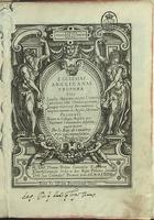 Ecclesiae anglicanae trophaea sive Sanctor martyrum qui pr ...