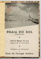 Praia do Sol (Caparica): estância balnear de cura, repouso ...