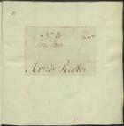 Avisos régios e outros papéis, 1780-1799