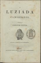 A Lusiáda, Pest, 1865