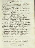 Comedia A mais heroica virtude ou Zenobia em Armenia, 1792 ...