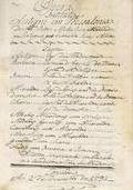 Opera intitulada Antigno em Thessalonia, 1793 Dez. 2