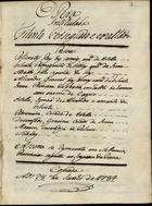 Opera intitulada Filinto perseguido e exaltado, 1784 Jun.  ...