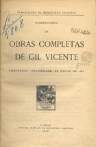 Obras completas.., Lisboa, 1928