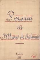 CARNEIRO,Mário de Sá,1890-1916<br/>Poesias / de Mario de Sá Carneiro. - Lisboa,1906-1908. - 48 f. em 1 caderno ; 18 x 13 cm