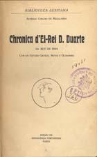 Chronica de El-Rei D. Duarte, Porto, 1914