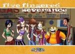Five Fingered Severance -  Regras (por Daniel Portuga)